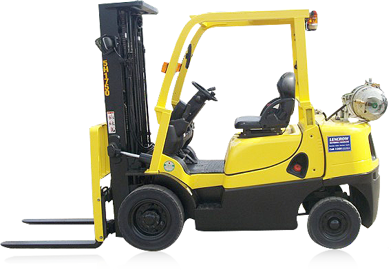 Used Forklifts Stock For Hire & Sale - Lencrow
